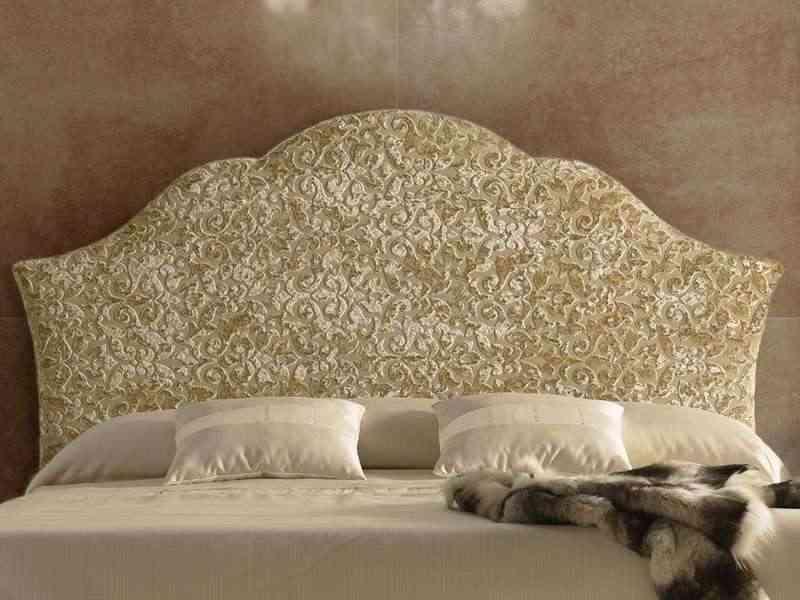 cabecero tapizado - luxury loft