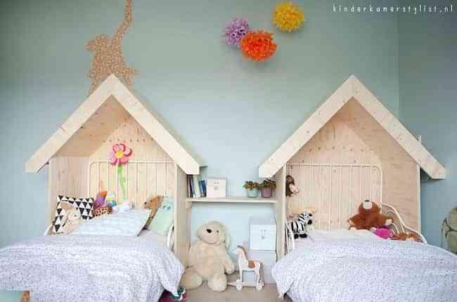 Dormitorios de dos camas VI
