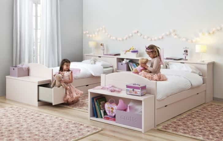 Dormitorios de dos camas iV