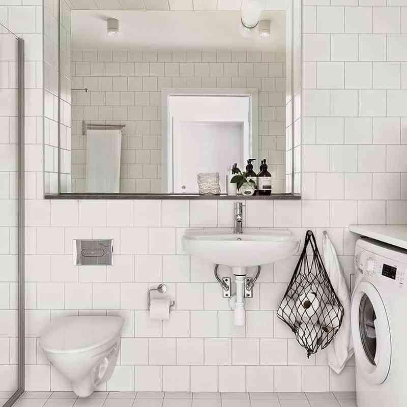 para cuartos de baño pequeños y modernos