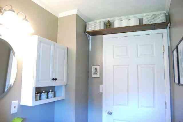 cuartos de bano pequenos VII