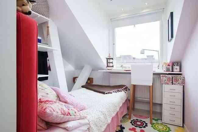 ideas para habitaciones pequenas I