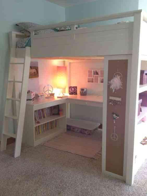 ideas para habitaciones pequenas V