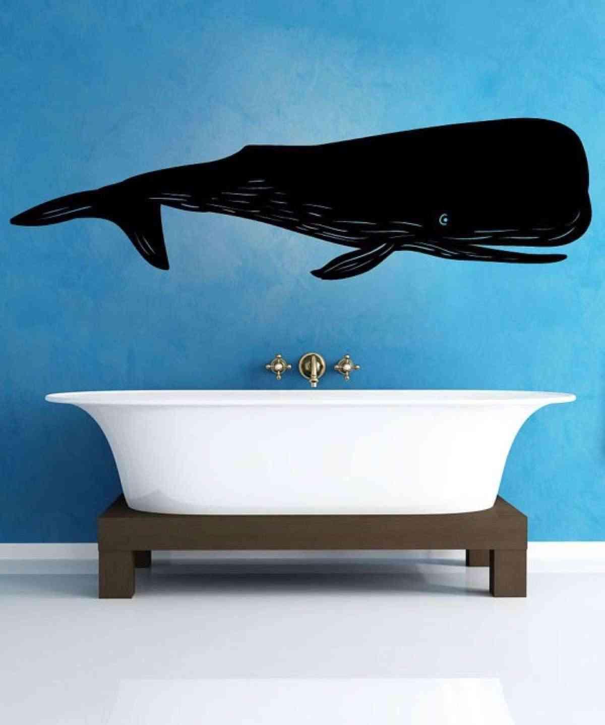 decorar el baño en verano