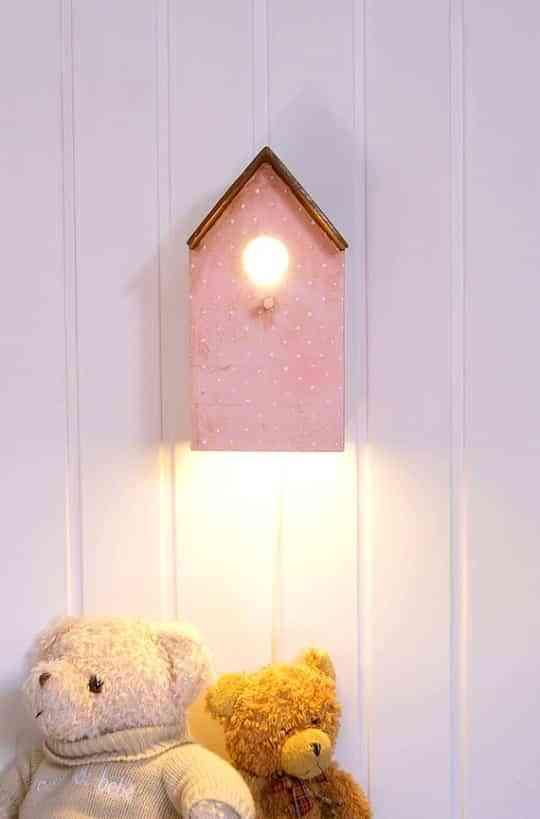 8 originales lámparas para bebés