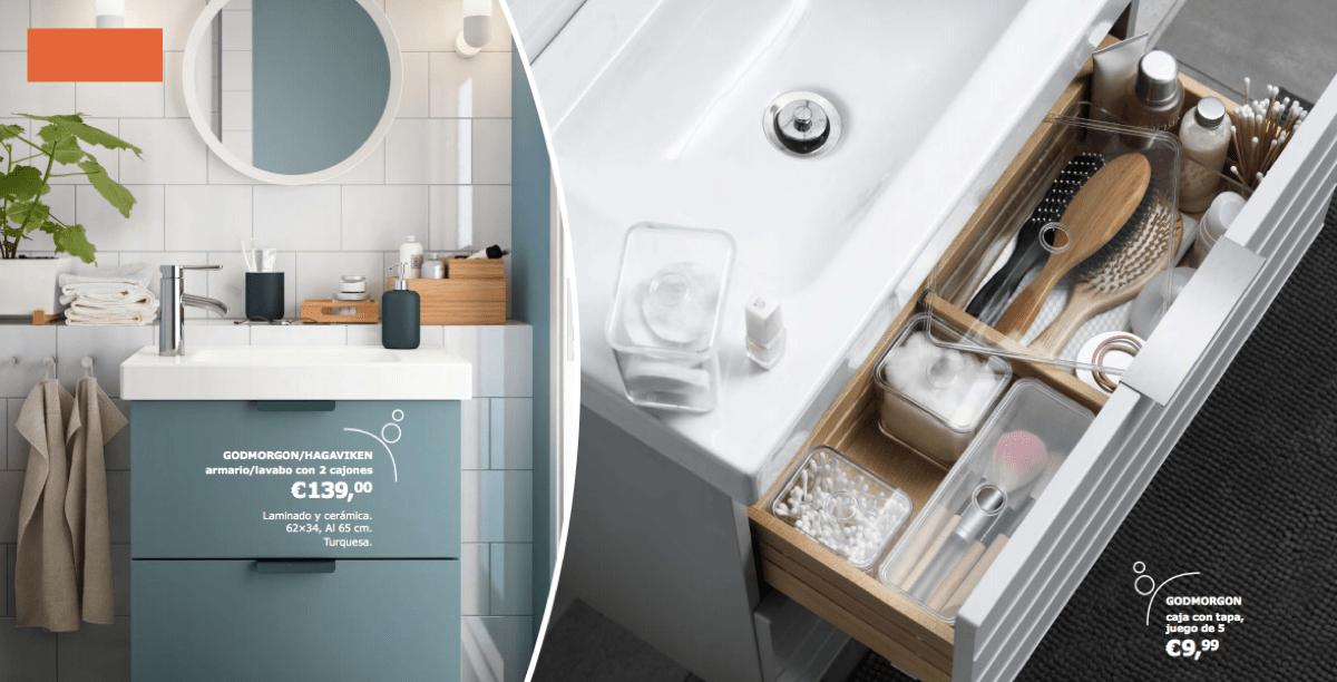 catálogo IKEA 2017 novedades baños