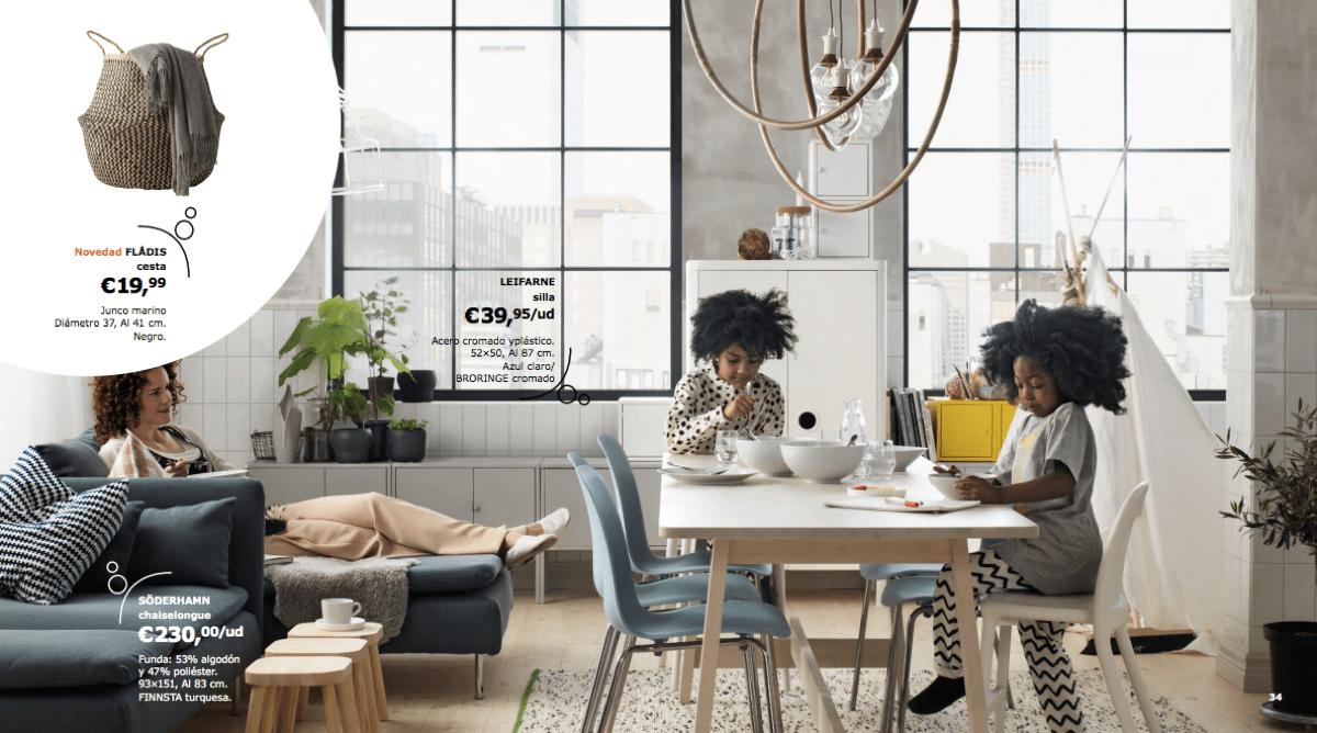 Catálogo IKEA 2017: todas las novedades... ¡en fotos!