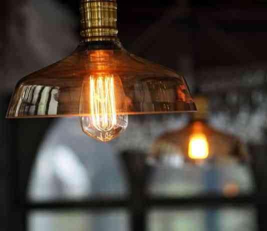 Lámparas vintage e industriales