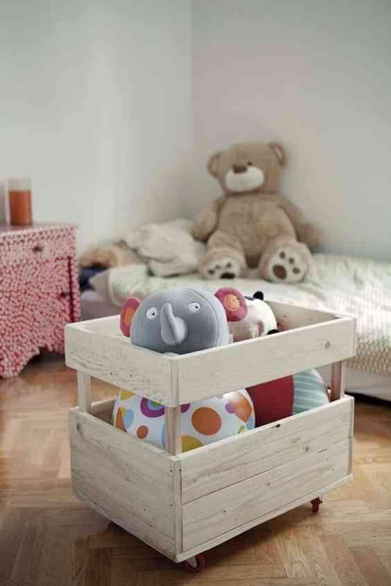 baúles para juguetes