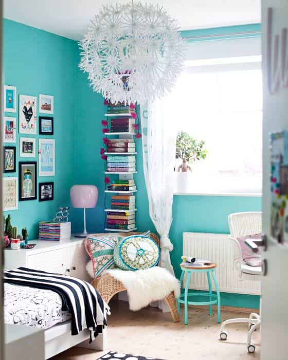 10 colores para habitaciones juveniles para adolescentes for Jugendzimmer colori