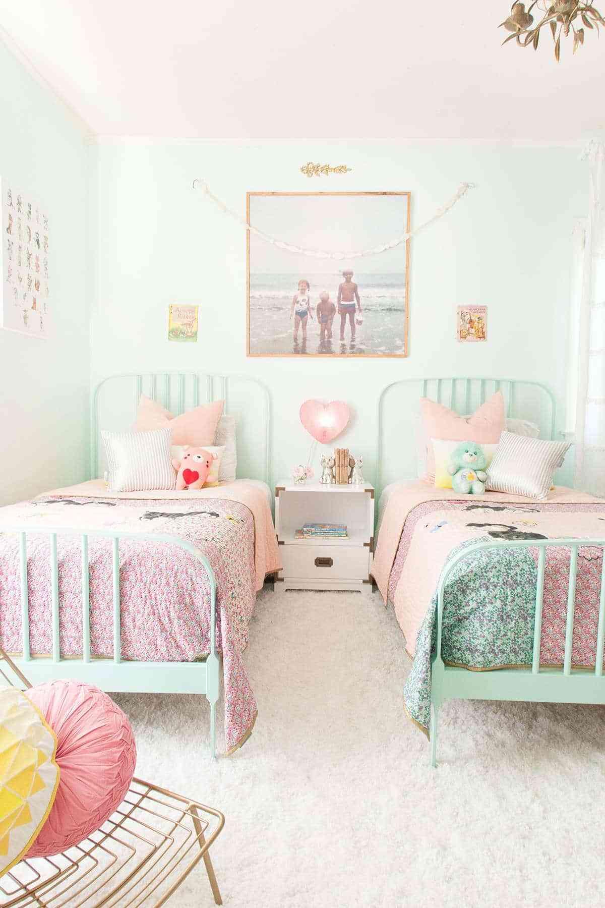 Una Habitaci N Infantil Original Que Conquistar A Tus Peque As  ~ Decoracion De Habitacion De Niña