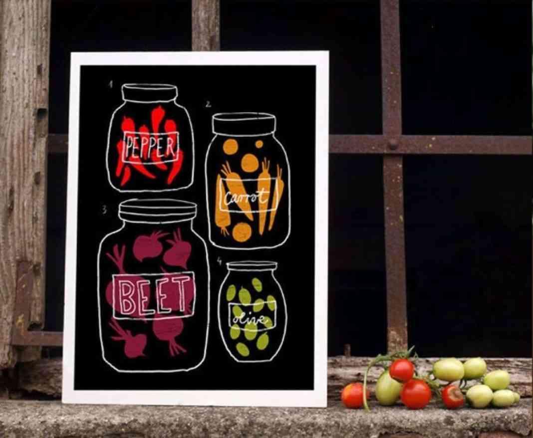 laminas decorativas para la cocina