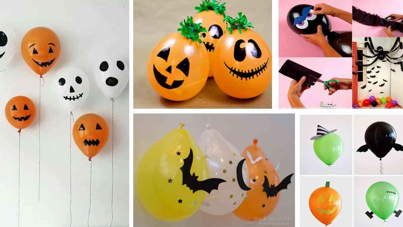 8 adornos para Halloween que puedes hacer t mismo