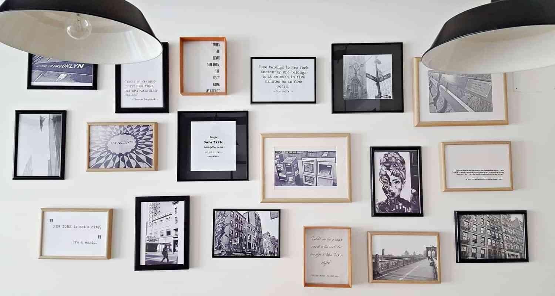 8 ideas para cuadros que podrás personalizar tú mismo