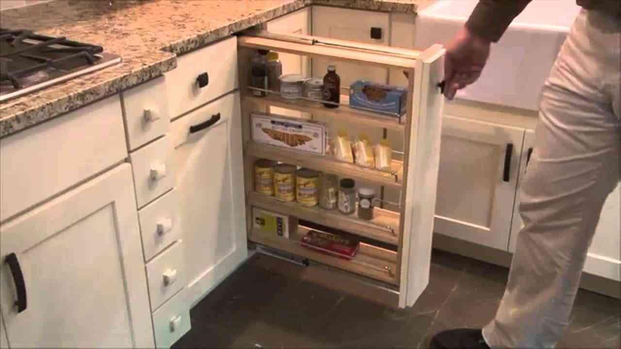 8 accesorios para muebles de cocina realmente prácticos
