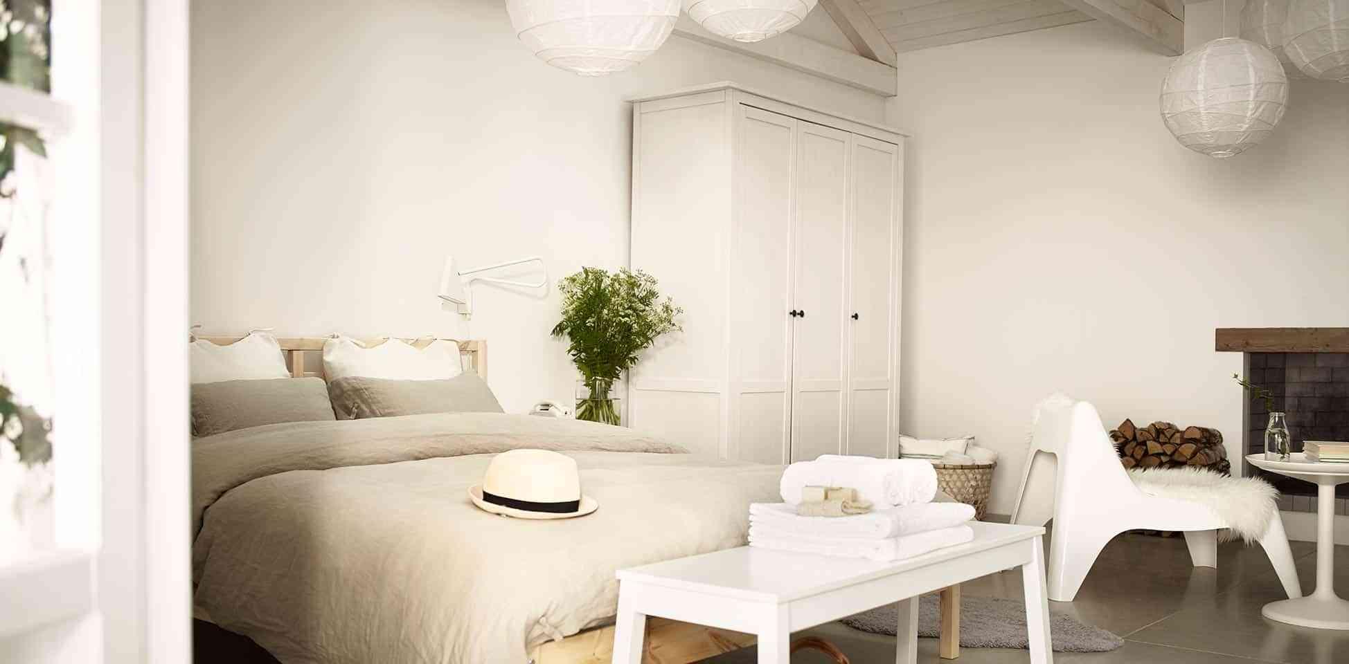 Ikea armarios blancos puertas lacadas armario blanco for Armarios dormitorio