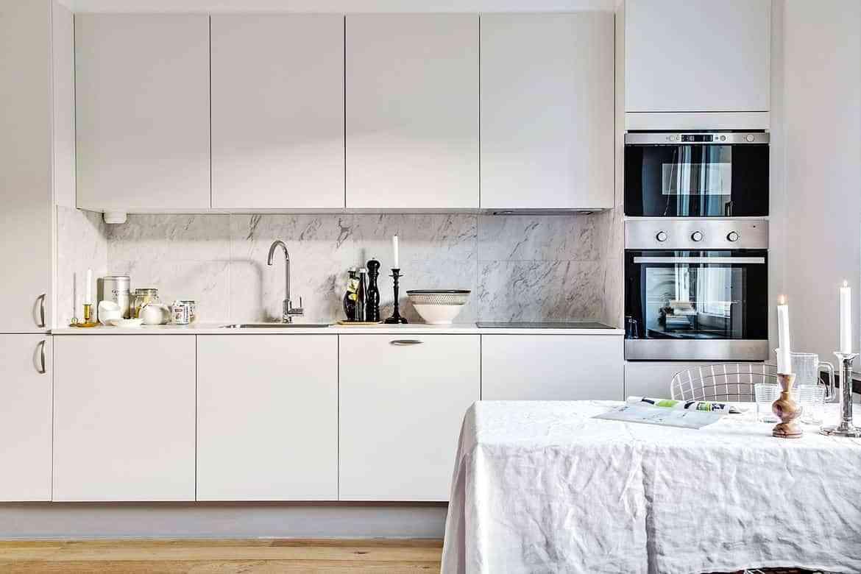 cocinas integrales en marmol