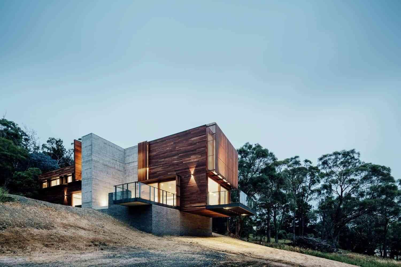 10 impresionantes casas modernas en monta as asombrosas for Las casas modernas