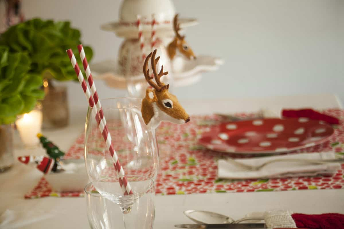 Decoraci n navide a casera 10 manualidades que te encantar n - Decoracion de mesa navidena ...