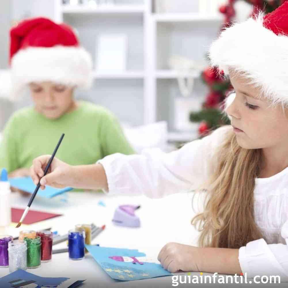 decoracion navidena para ninos