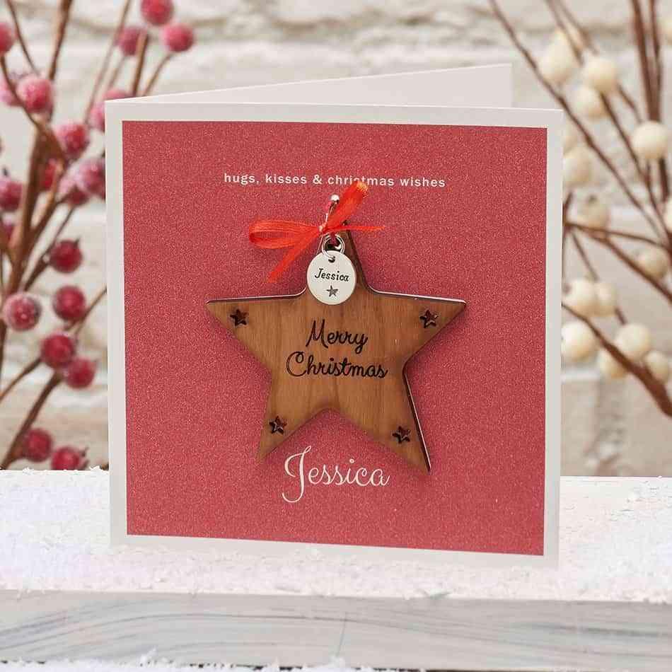 Como hacer tarjetas navidenas en casa