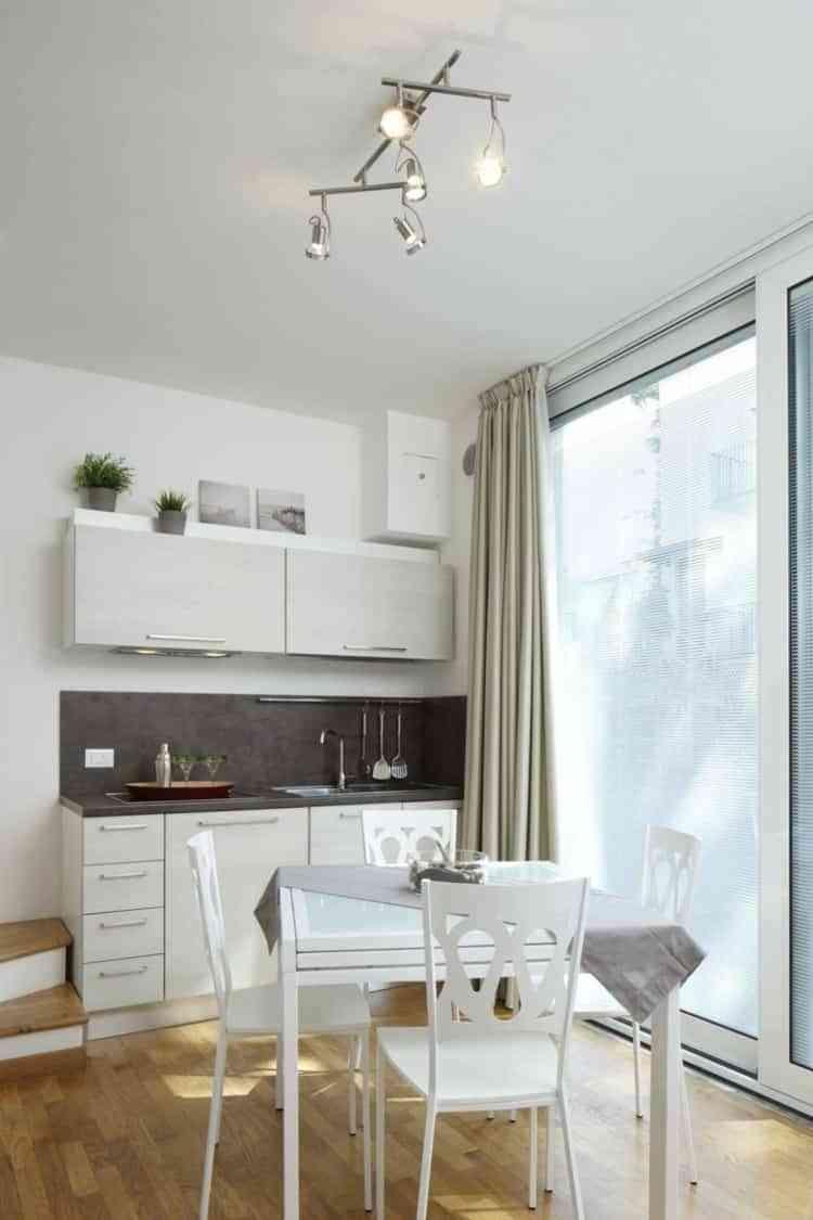 10 cocinas de diseño pequeñas e increíbles ¡No lo podrás creer!