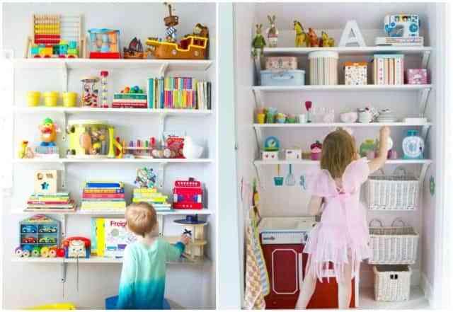 guardar los juguetes III