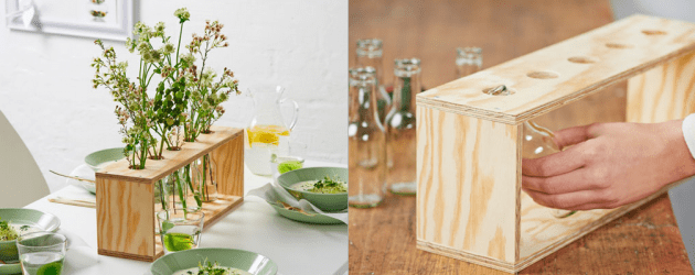 10 manualidades de madera para el hogar y aporta confort a tu hogar - Productos de madera para manualidades ...