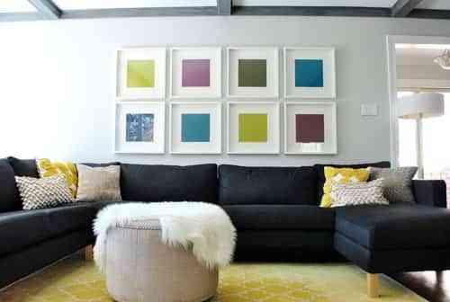 7 Ideas Para Pintar Cuadros Faciles En Casa Sorprendete Con El
