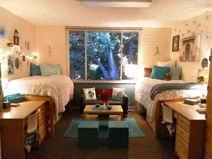 habitaciones para estudiantes V