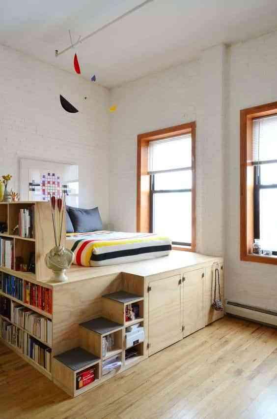 habitaciones para estudiantes VIII