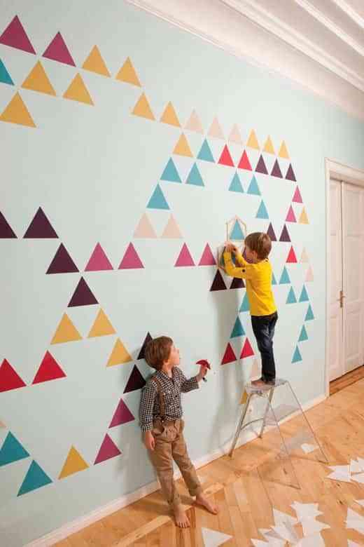 pintar murales infantiles X