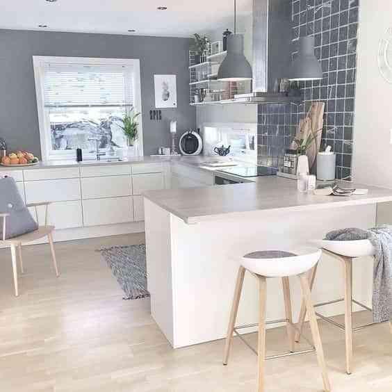 cocinas modernas III