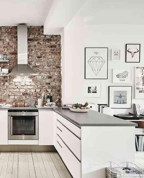 cocinas modernas VII
