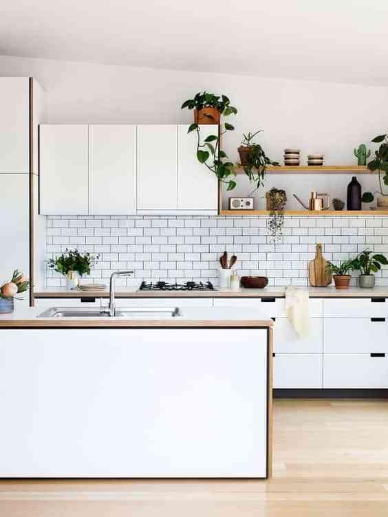 cocinas modernas VIII