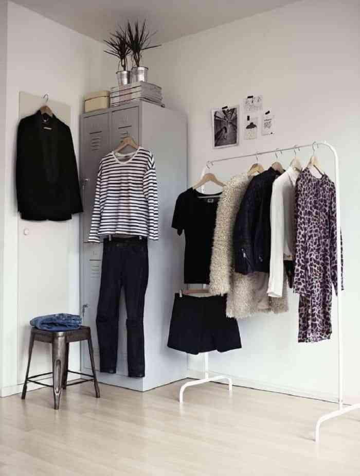 vestidores pequenos VI