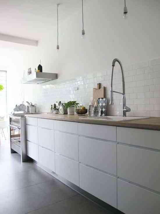 elegir el grifo de la cocina XII