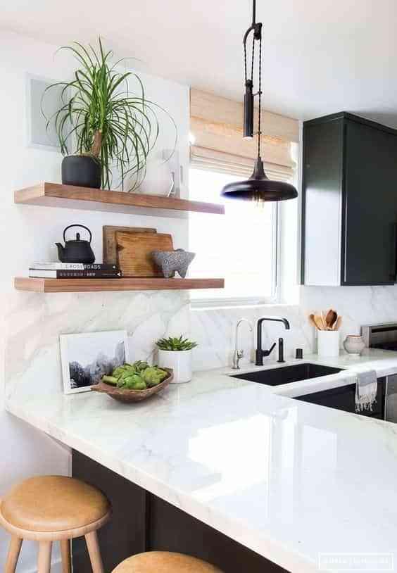 elegir el grifo de la cocina