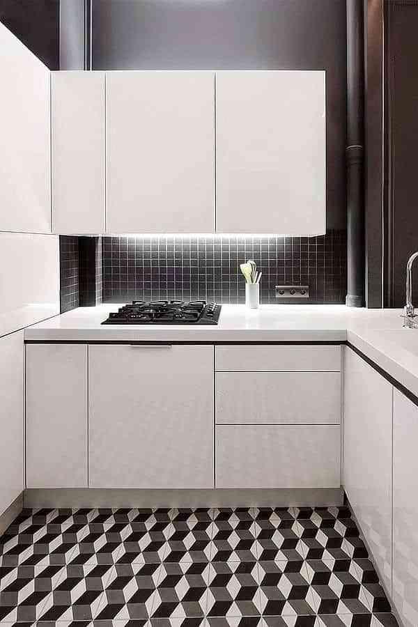 suelos de cocina modernos I