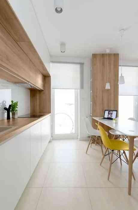 suelos de cocina modernos III