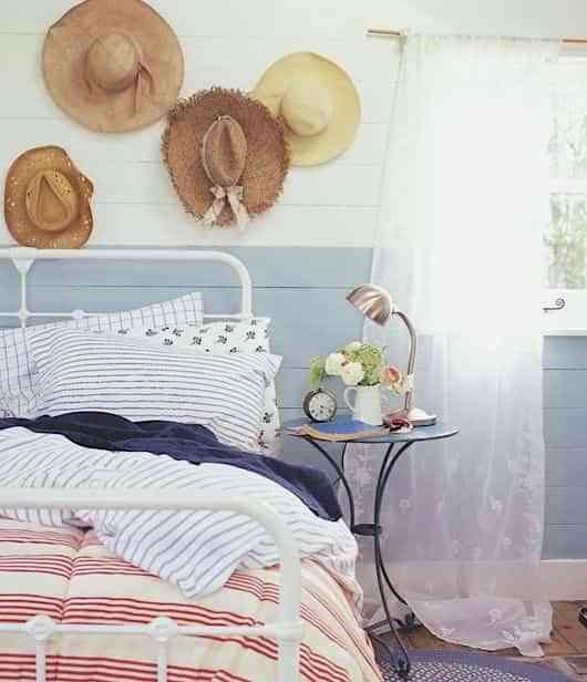 hacer la cama en verano II