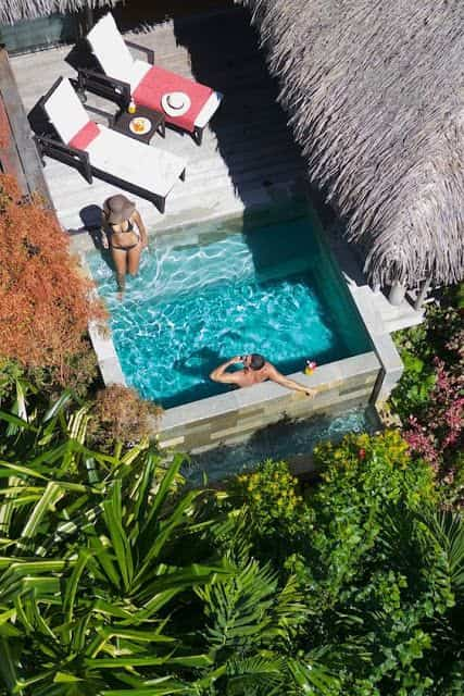 10 motivos para dejarte cautivar por las piscinas peque as for Cuanto cuesta construir una pileta