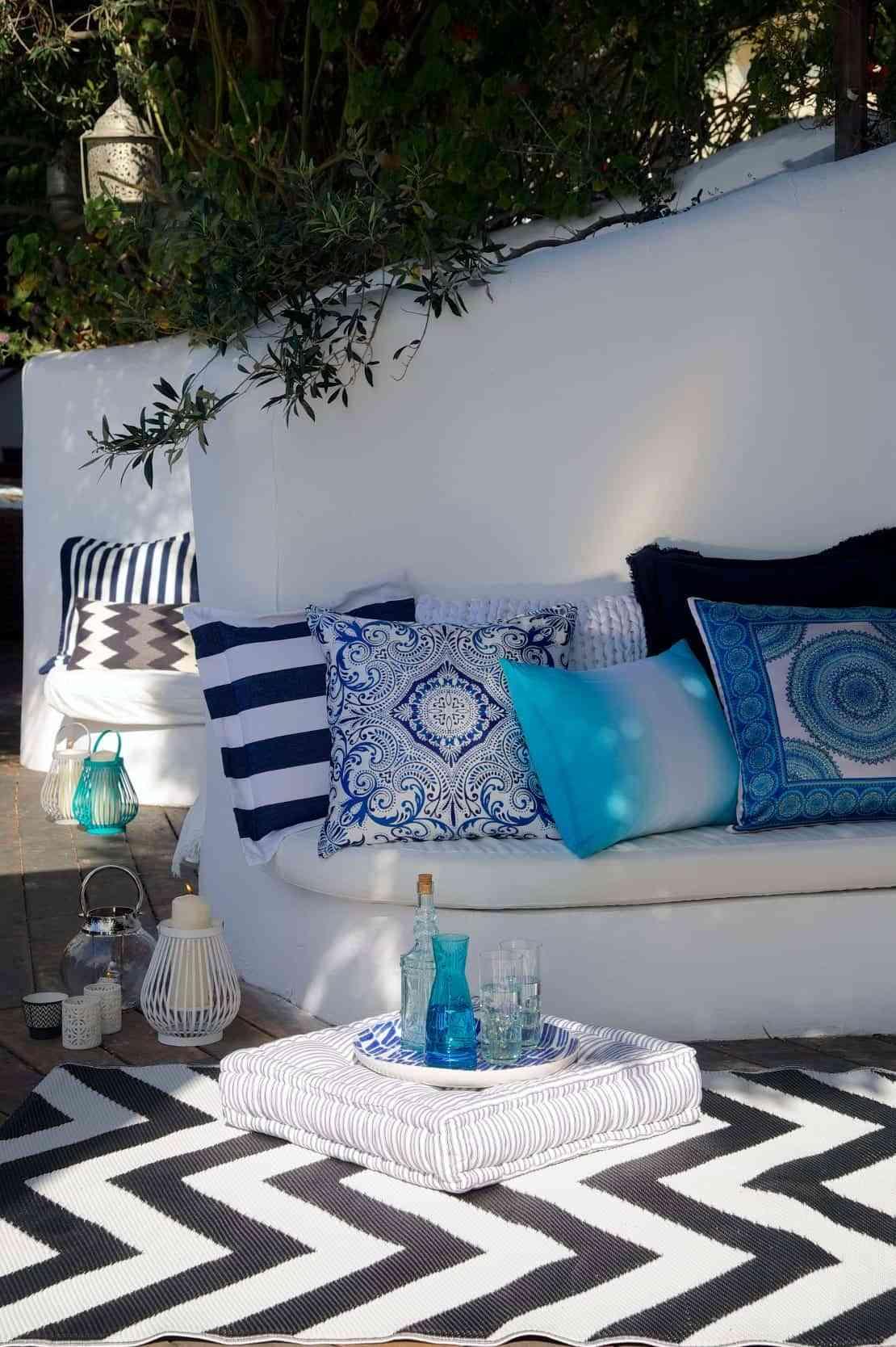 Alfombras para terrazas excellent con la inminnete navidad podemos podemos decorar con brezo o - Alfombras para terrazas ...