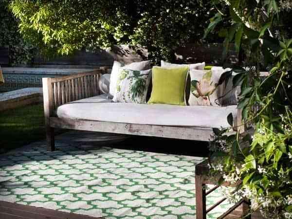 alfombras de exterior