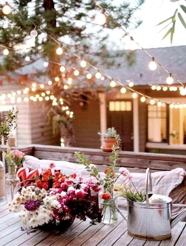 iluminar la terraza I