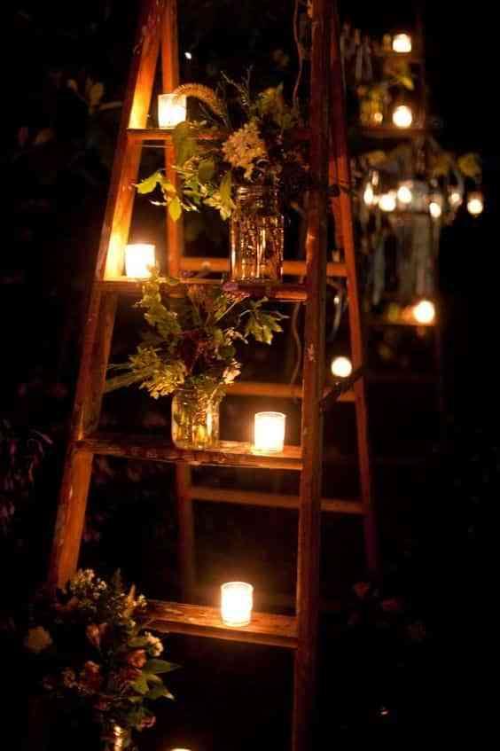 iluminar la terraza VI