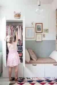 Cómo organizar el dormitorio infantil para preparar la vuelta al cole 9