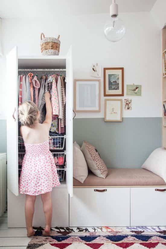 organizar el dormitorio infantil III