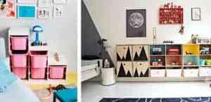 Cómo organizar el dormitorio infantil para preparar la vuelta al cole 7
