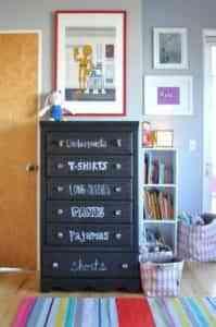 Cómo organizar el dormitorio infantil para preparar la vuelta al cole 3